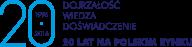 20 lat na polskim rynku